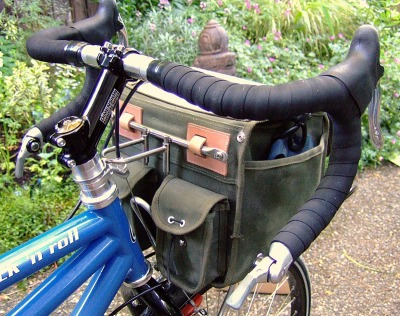 Front Basket For A Road Bike Hoping To Carry 14 Quot Laptop